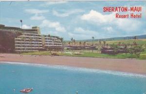 Hawaii Maui The Sheraton Maui Resort Hotel