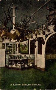 Texas San Antonio Buckhorn Saloon Interior