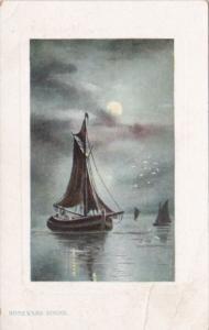 Sailboats Homeward Bound
