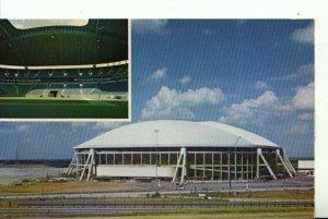 America Postcard - Texas Stadium, Home of The Dallas Cowboys, Irving  Ref 16471A