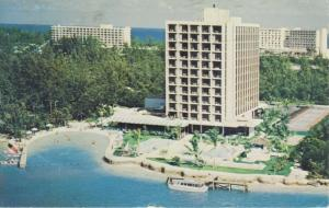 Flagler Inn Resort Paradise Island Nassau Bahamas c1979 Vintage Postcard D28