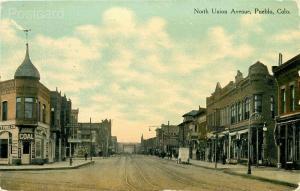 CO, Pueblo, Colorado, North Union Avenue, Hyde Paper Company No. 12319