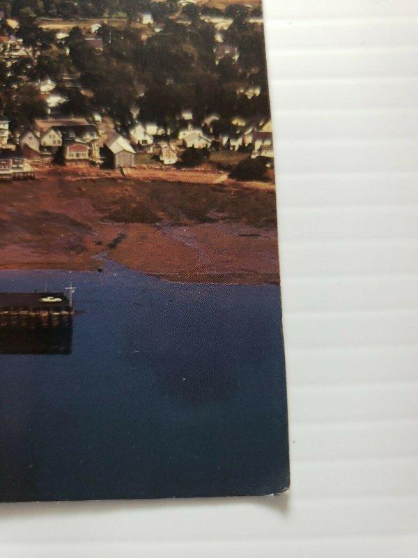 VTG Postcard St Andrews By The Sea New Brunswick Canada 1990 unpost