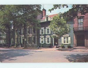 Unused Pre-1980 STREET SCENE Schenectady New York NY hs3081