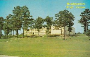 ANNISTON, Alabama, 1940-60s; Fort McClellan, Headquarters WAC Center