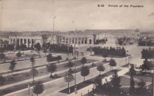 PHILADELPHIA, Pennsylvania, 1920´s; Forum Of The Founders