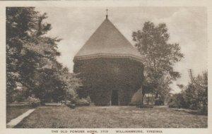 WILLIAMSBURG , Virginia, 1910s ; The Old Powder Horn