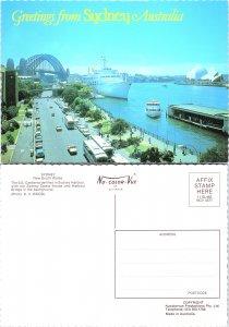 Greetings from Sydney Australia