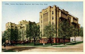 UT - Salt Lake City. Latter Day Saints Hospital