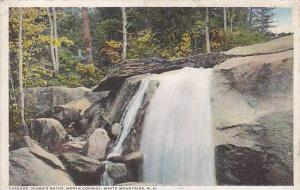 Cascade, Diana's Baths, North Conway, White Mountains, New Hampshire, 1910-1920s
