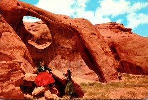 Arizona Land Of The Navajo Indians