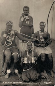 Africa A Musical Quartette 03.48