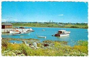 TROIS-PISTOLES , Quebec , Canada , PU-1988 ; La Marina