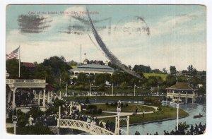 Philadelphia, View of the Island, White City