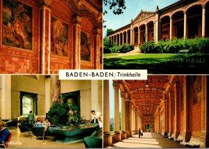 Germany Baden Baden KTrinkhalle Multi View