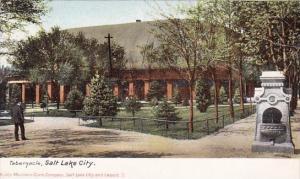 Tabernacle Salt Lake City Utah
