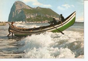 Postal 050360 : El Pe?n de Gibraltar