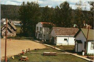 Heritage Park Fort McMurray Alberta AB Unused Postcard C5