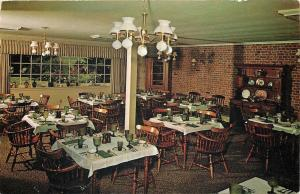 Alexandria PA~Edgewater Acres Vacation Resort~Interior:~Dining Room~1950s