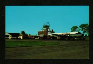 ME View International Airport Jetport PORTLAND MAINE