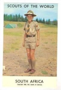 Boy Scouts of the World, South Africa,40-60s