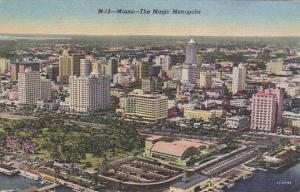 Florida Miami The Magic Metropolis
