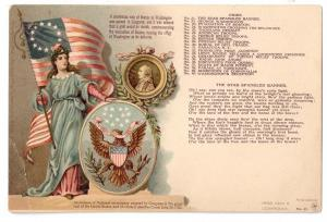 Patriotic Colonial Heroes #21 Schwalbach Index 1903 PMC