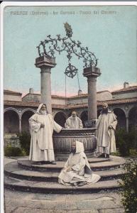 La Certosa - Pozzo Del Chiostro, FIRENZE (Tuscany), Italy, 1900-1910s