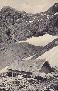 Wr. Neustadter-Hutte (2216m) Mit Aufstieg Zur Zugspitze, Germany, 1900-1910s