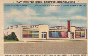 New Jersey Camden Airport Rug & Carpet Company