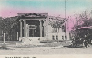 LUVERNE , Minnesota, 1900-10s , Carnegie Library
