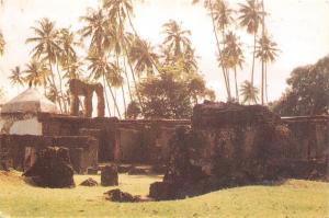 BR27972 Maruhubi palace ruins tanzania