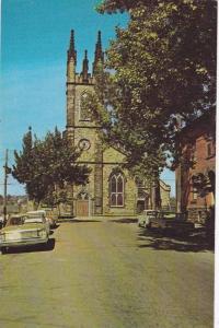 St. John's (Stone) Church Anglican, Saint John, New Brunswick, Canada, 1940-1...