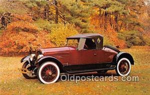Long Island Auto Museum, Southampton, NY, USA Postcard Post Card 1922 Marmon...