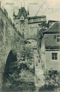 Germany Meissen Schlosstufen 03.32