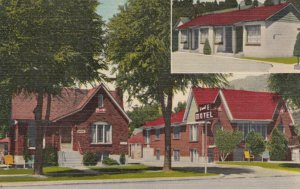 PROVO, Utah, 1930-40s; V & E Motel, 170 West 2nd South