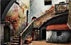 CPA Taormina Cortile Palazzo Corvaia . ITALY (494565)
