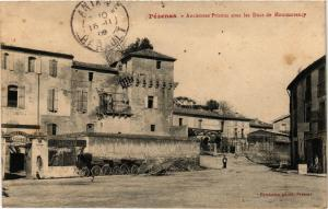 CPA Pezenas - Anciennes Prisons sous les Ducs de Montmorency (255511)