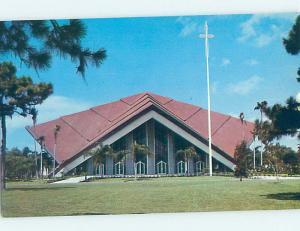 Pre-1980 CHURCH SCENE St. Petersburg Florida FL AD0616