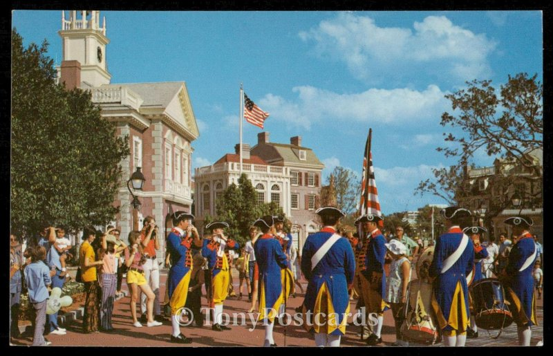 Liberty Square - Fife and Drum Corps