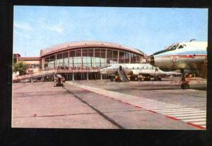 050339 UKRAINE Kiev Airport Borispol  Old PC