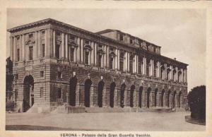 Italy Verona Palazzo della Gran Guardia Vecchia