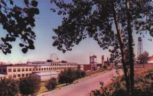 Domtar Newsprint Limited, Dolbeau, Province of Quebec, Canada, PU-1975