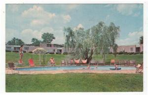 Nashville, Tennessee, Early View of Mason's Motel & Restaurant