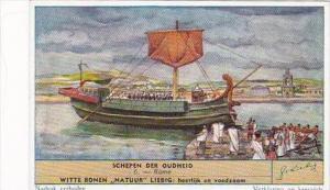 Liebig S1584 Ancient Ships No 6 Rome
