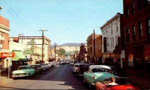 Virginia Waynesboro Main Street Business Section