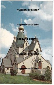 Holy Trinity Monastery, Jordanville NY