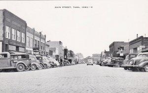 Iowa Tama Main Street sk7458