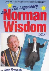 Norman Wisdom With The Telstars Jess Conrad Status Quo Comedy Theatre Programme