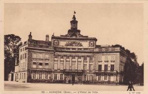 ALECON (One) L'Hotel de Ville, France, 10-20s